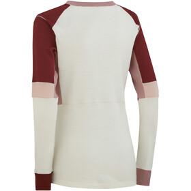 Kari Traa Yndling T-shirt à manches longues Femme, white
